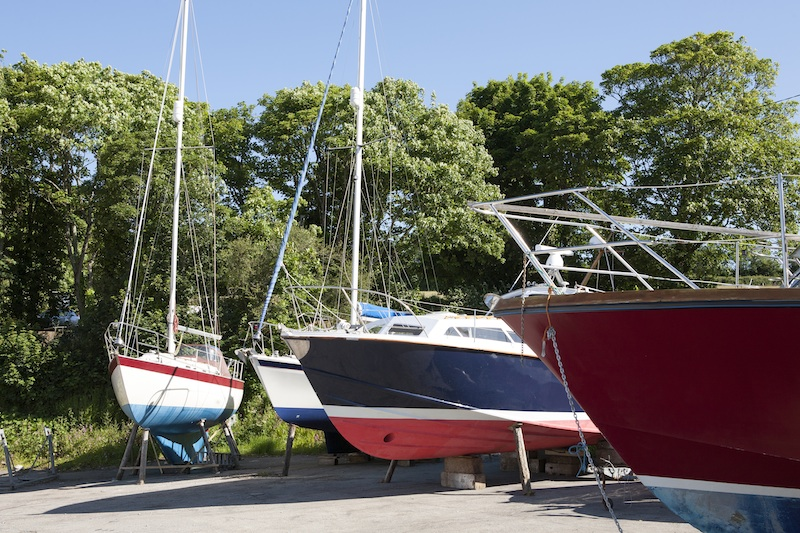 Boat broker Falmouth