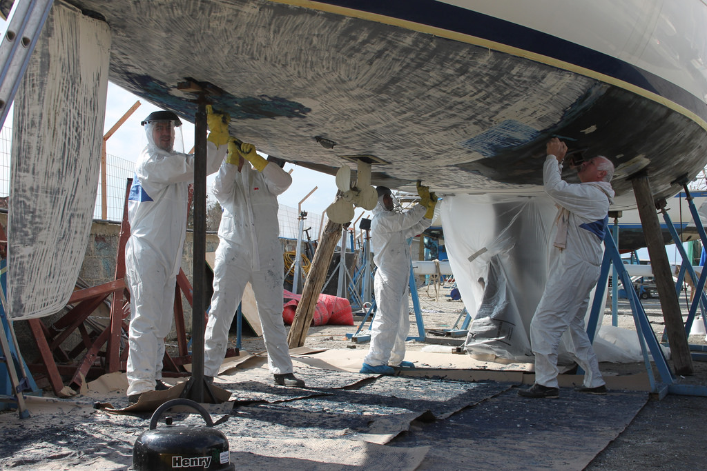 International boat repair