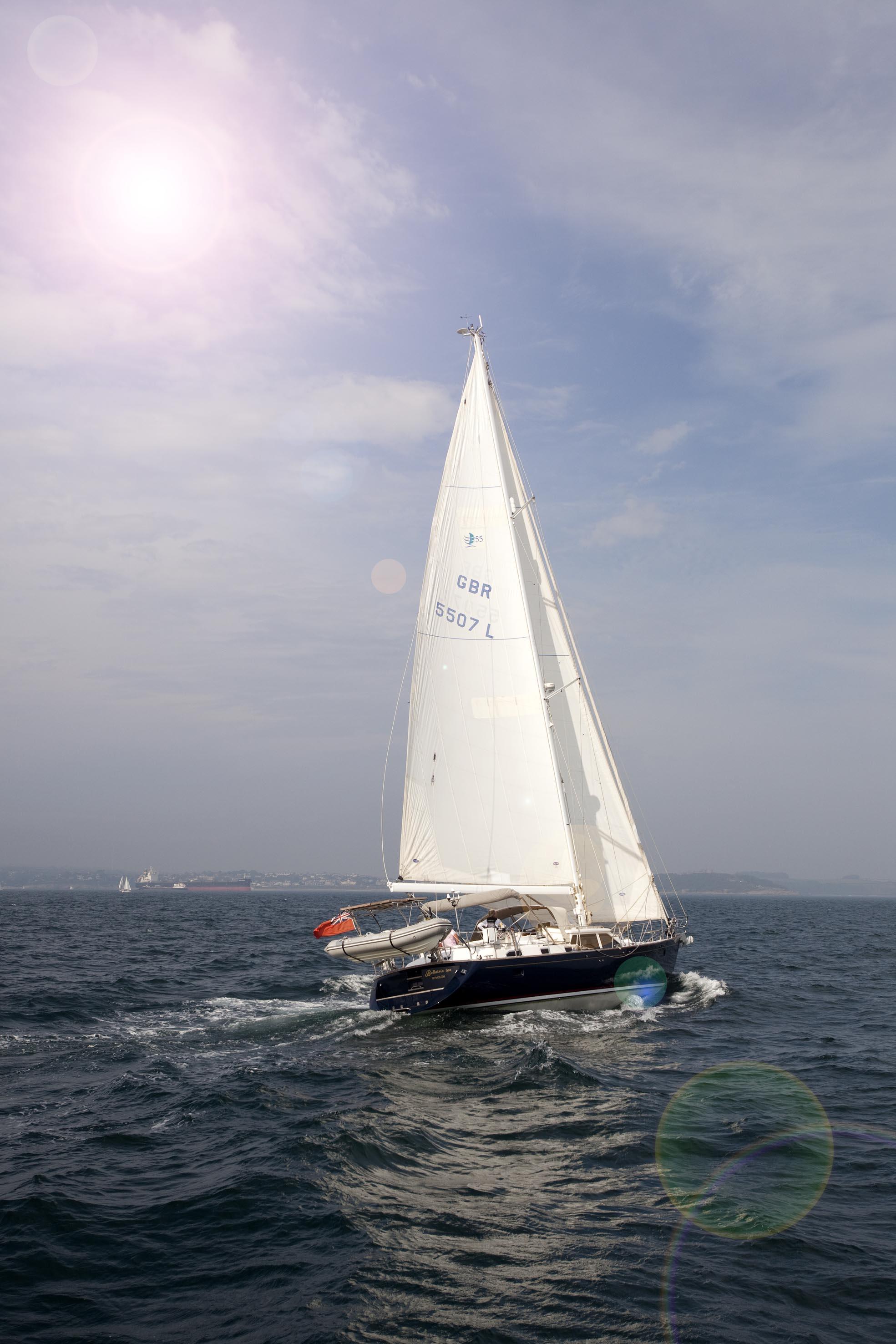 Yacht repair Falmouth