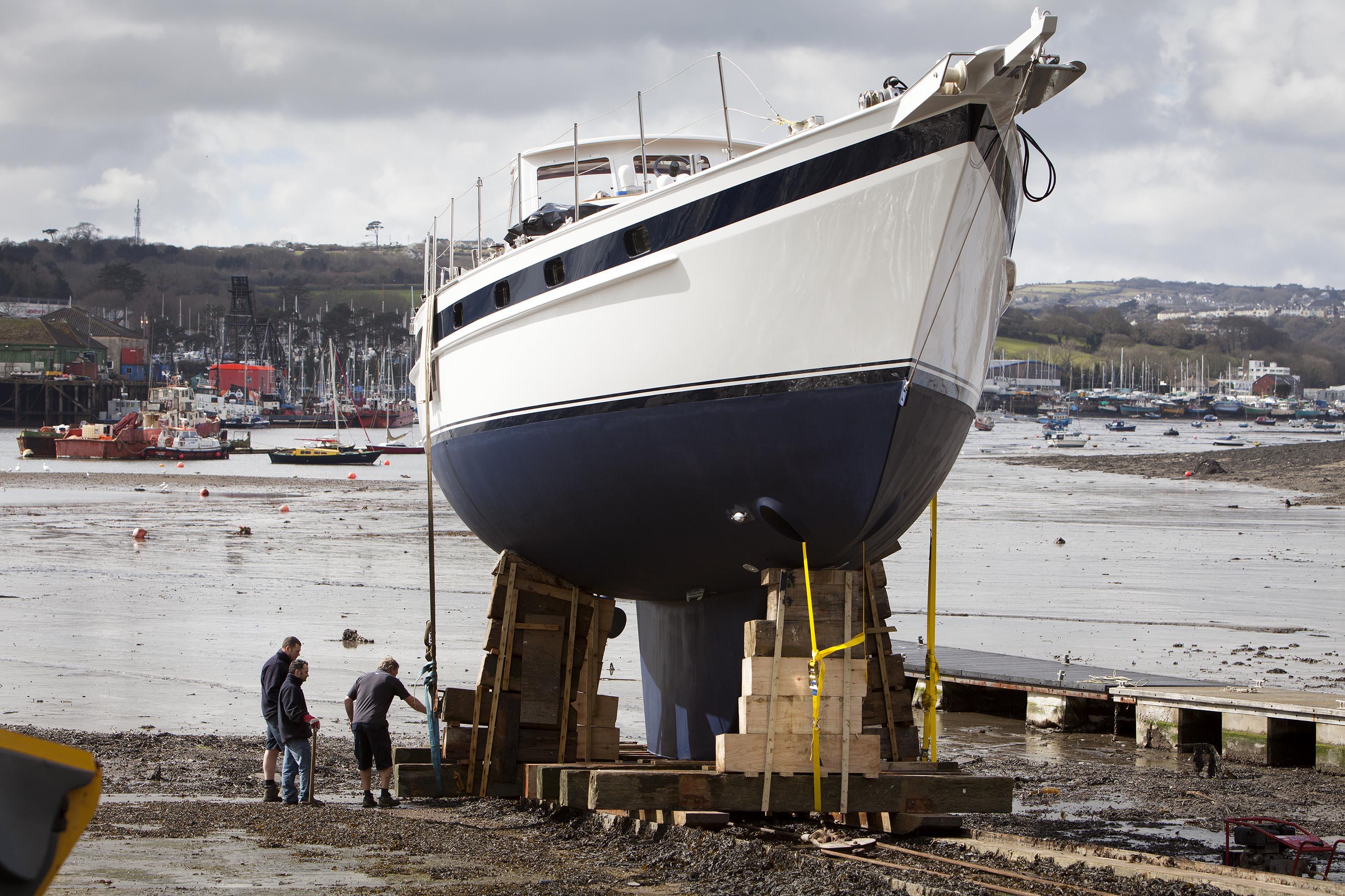 boat repair cornwall