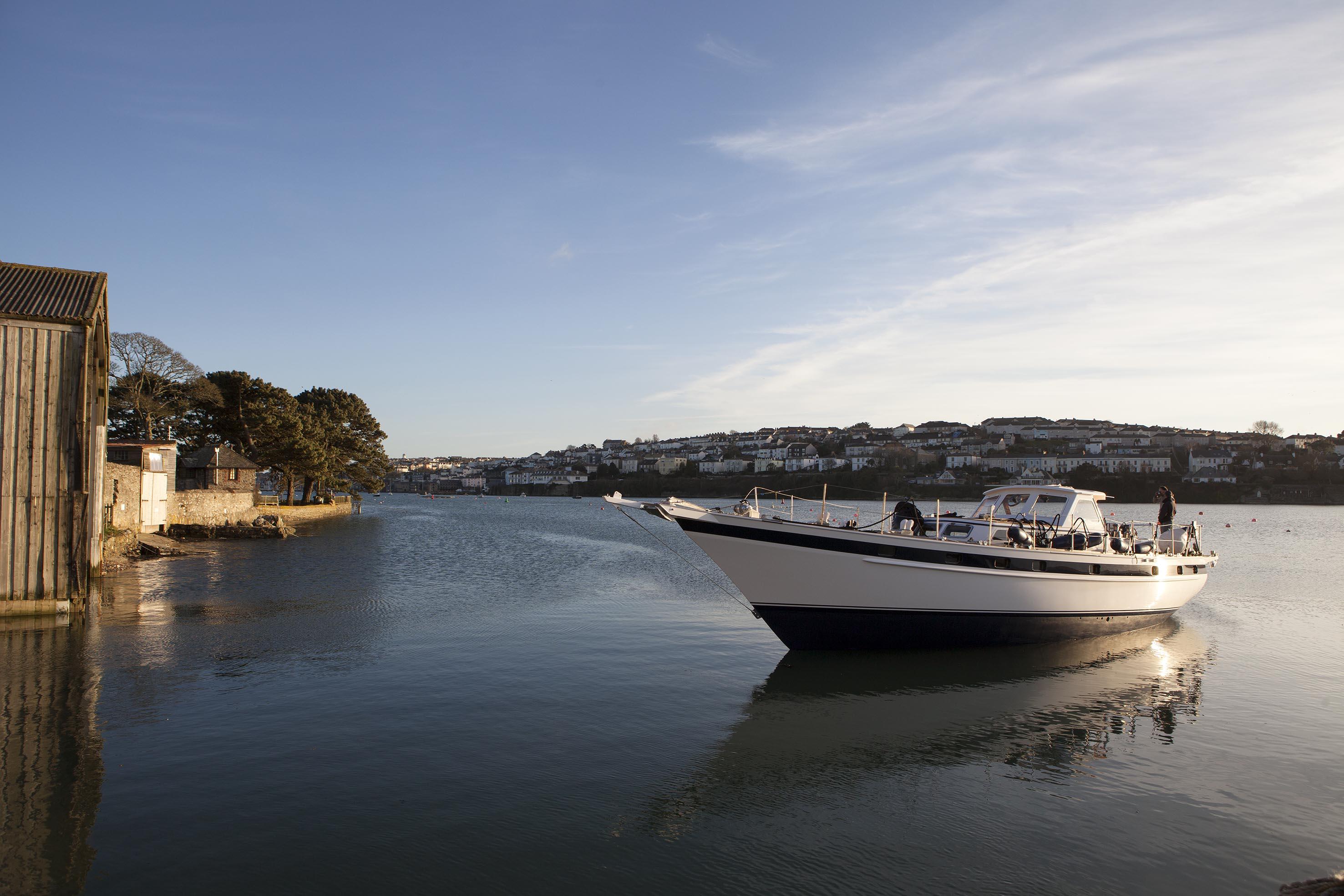 boat repair falmouth
