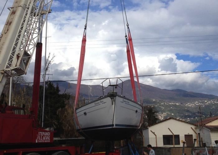 Yacht repair Europe