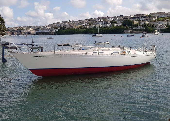 Dalliance after boat refit
