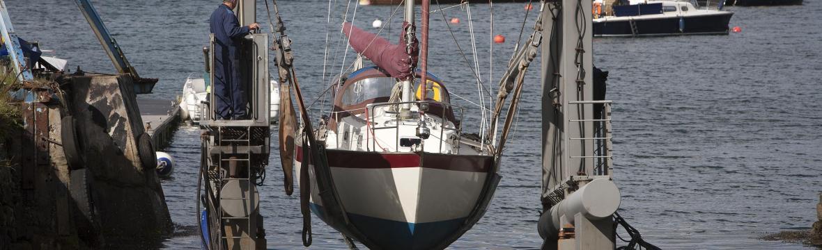 Slipway large boats