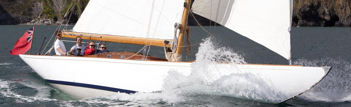 Yacht refurbishment