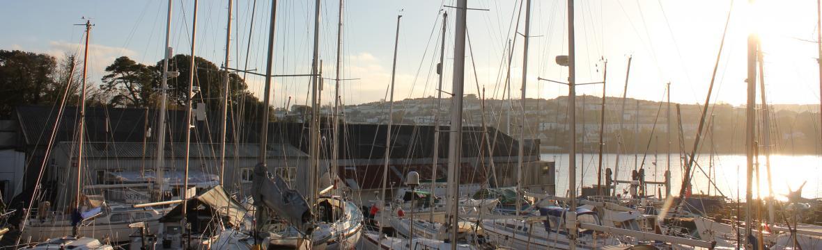 Boat storage Falmouth