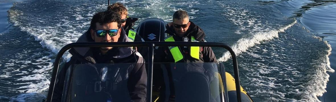Boat rescue service Falmouth