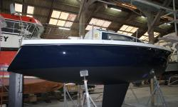 Boat repair in Cornwall