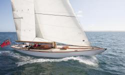 Yacht repaint