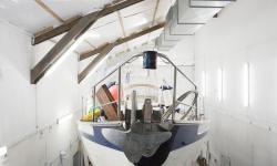 Refinishing boats Cornwall