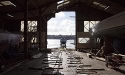 yacht restoration cornwall