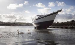 yacht refit cornwall